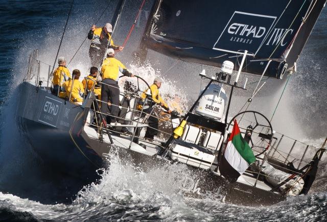 Volvo Ocean Race1_Ainhoa Sanchez