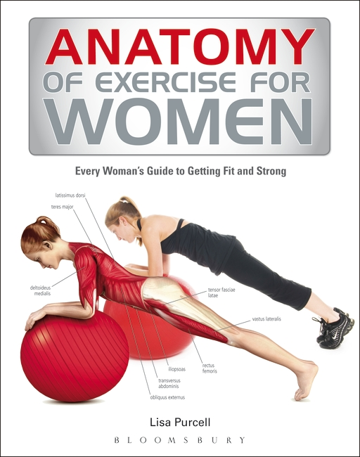 New In Exercise Anatomy Books Bloomsbury Sport Lifestyle
