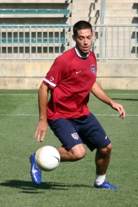 Clint_Dempsey_USA_training
