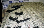 Drug_Money_and_weapons_seized_by_the_Mexican_Police_and_the_DEA_2007