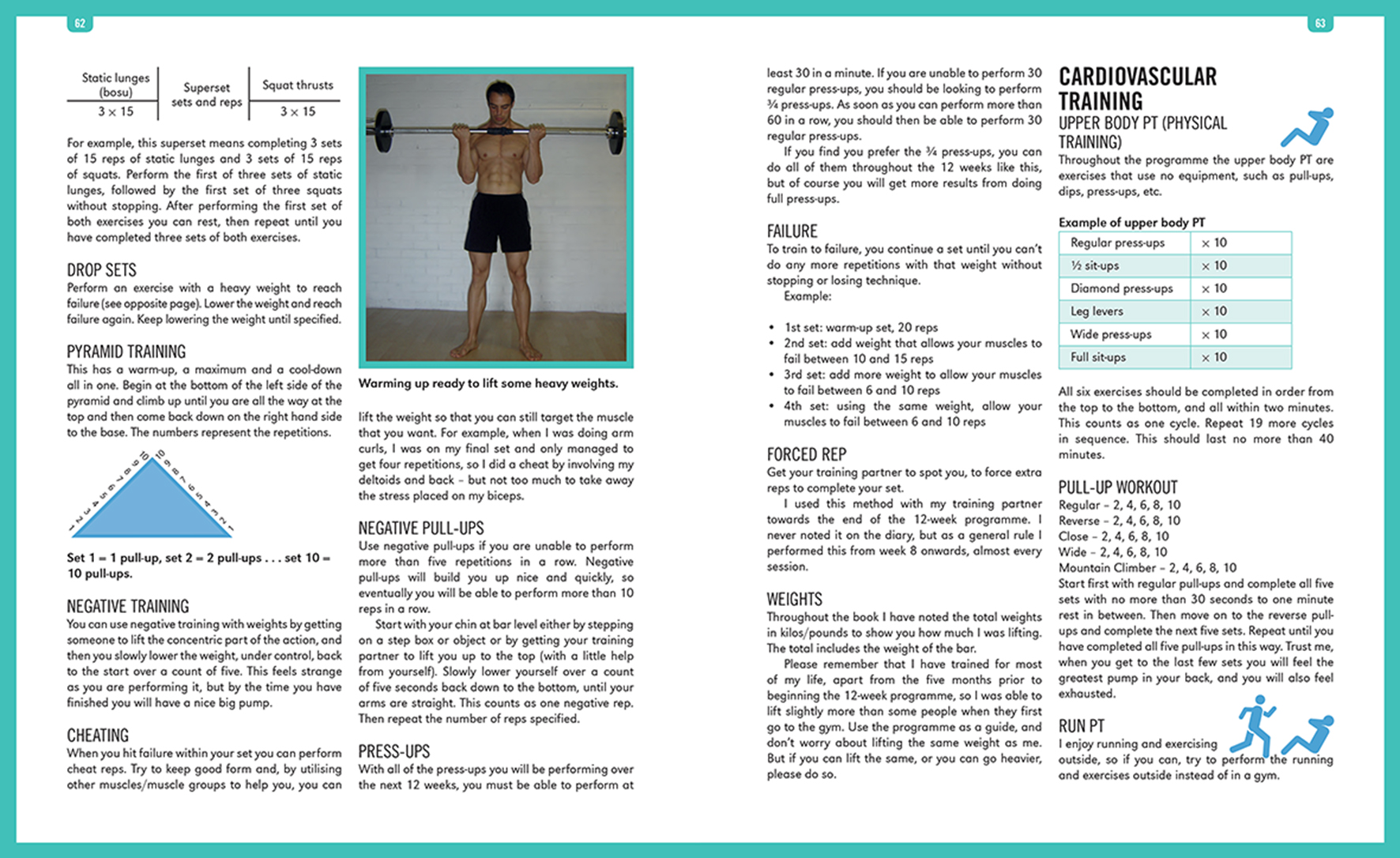 fitness and nutrition courses