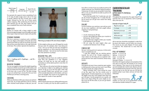 Twelve Week Fitness and Nutrition Programme for Men